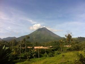 Costa Rica, volcano