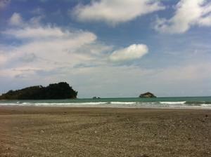 costa rica, beach