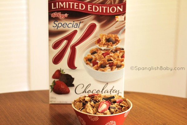 Kellogg's Special K Chocolatey Strawberry