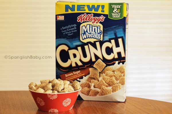 Kellogg's Mini-Wheats Crunch