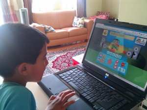 PBS Kids free educational on line games