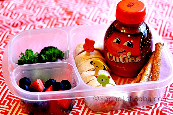 cutie juice bento lunch box