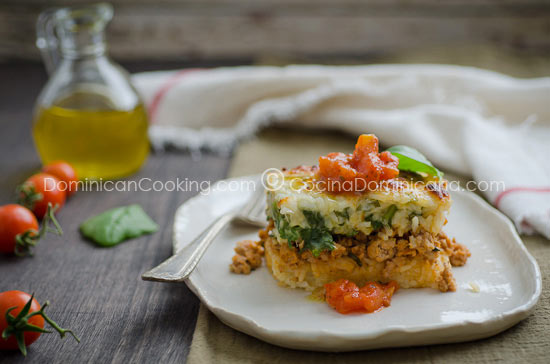 pastelon de arroz recipe by dominican cooking