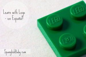 learn with lego en español