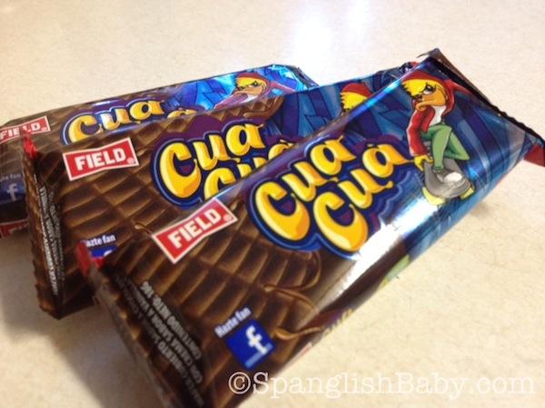 Cua Cua - Peruvian candy