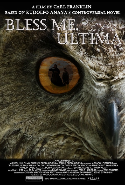 Bless Me, Ultima movie trailer