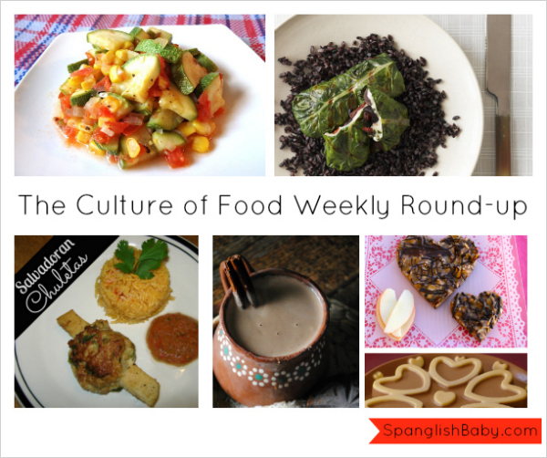 The Culture of Food Weekly Round-up + free chocolate obsessed e-book : SpanglishBaby.com