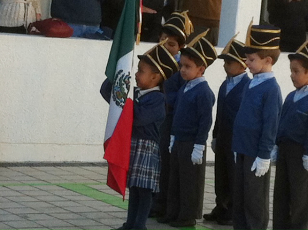 Mexican Flag Day Celebration