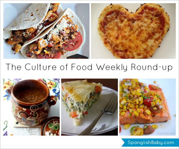 The Culture of Food Weekly Round-up: Lent Friendly recipes - SpanglishBaby.com