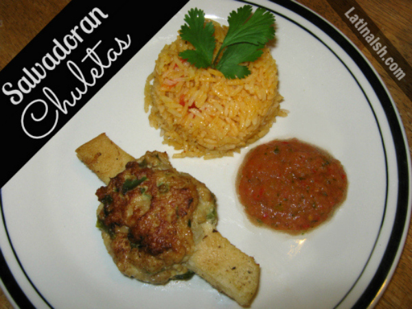 Salvadoran Chuletas by Latinaish