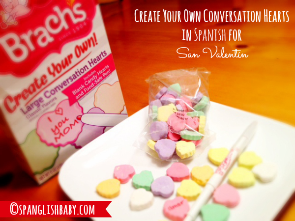 create your own conversation hearts in spanish for san valentin