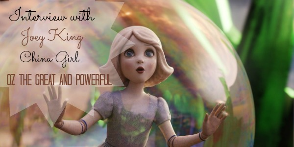 Interview with Joey King, China Girl 'Oz the Great and Powerful'