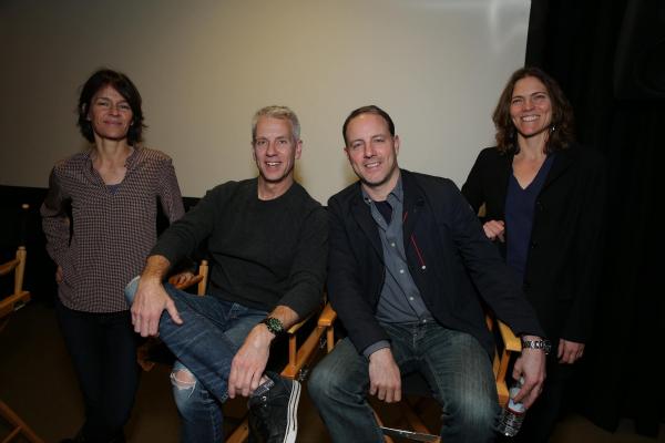 The Croods - Directors: Chris Sanders & Kirk DeMicco - Producers: Kristine Belson & Jane Hartwell