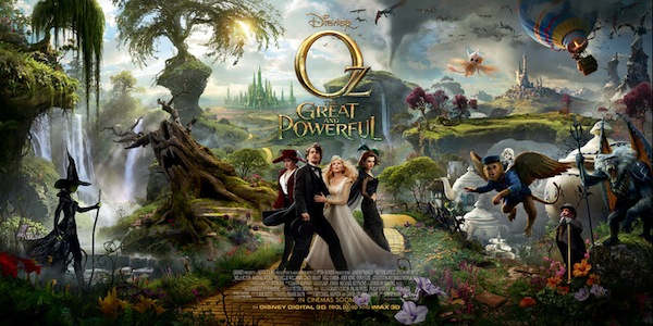 The Women of OZ The Great and Powerful