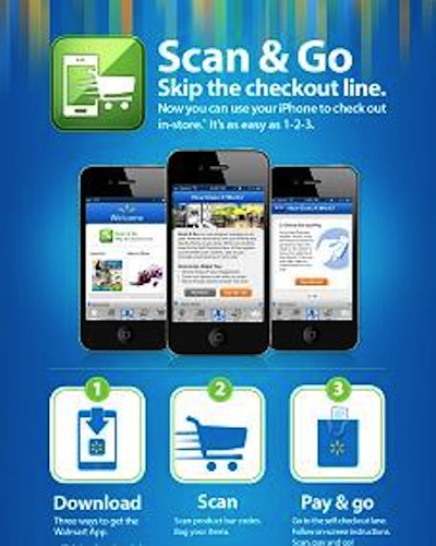 Walmart Scan &amp; Go