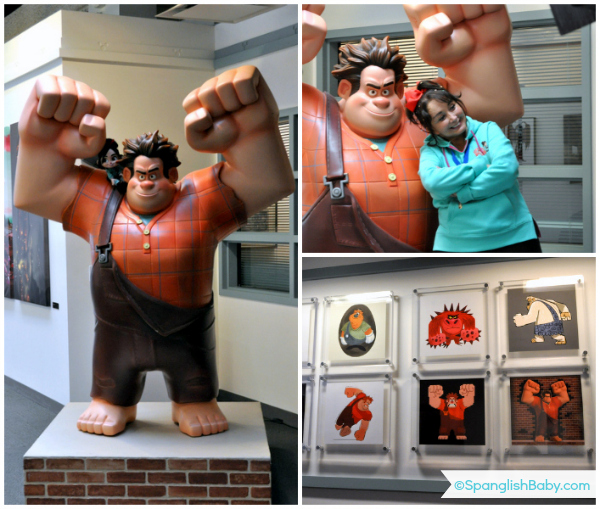 Wreck It Ralph & Maria Antonieta