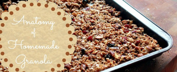 Homemade Granola - DeSuMama.com