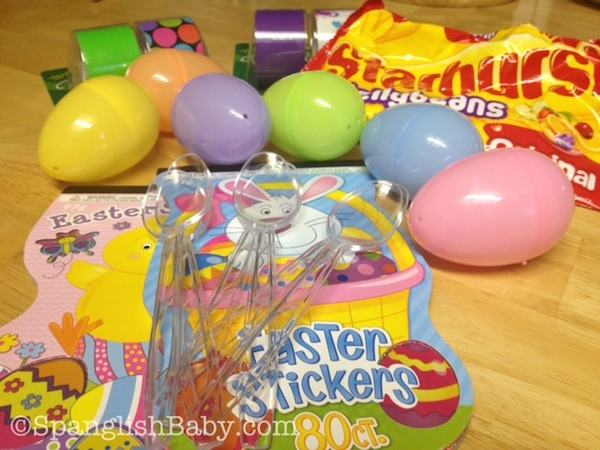 DIY Easter Egg Maracas {Craft}