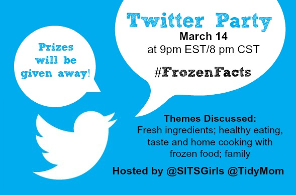 #Frozen Facts Twitter Party
