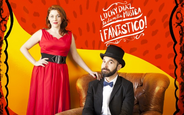Lucky Diaz and the Family Jam Band are 'Fantastico!' {Giveaway}