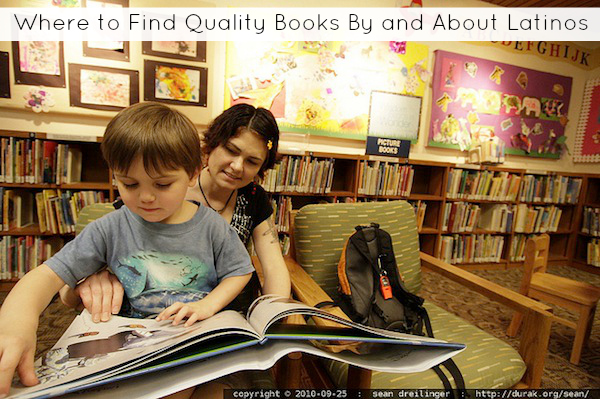 Where to find quality books by and about Latinos