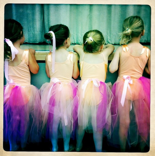 ballet benefits for children