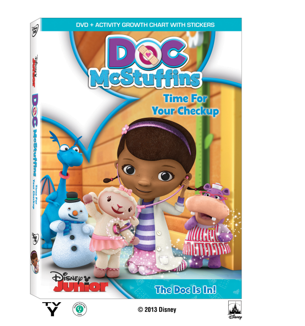 Doc McStuffins: Time for your Checkup! review