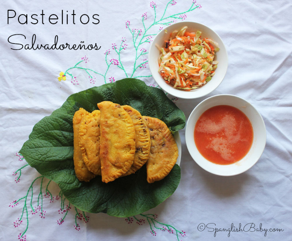 Pastelitos Salvadoreños recipe - SpanglishBaby.com