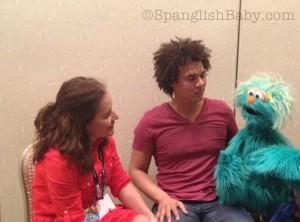 Mando - New Sesame Street Bilingual Latino Character