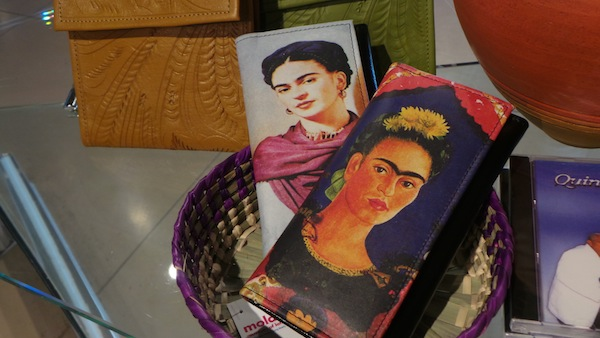 Frida Kahlo wallets