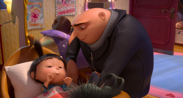 Despicable Me 2 - Gru and Agnes