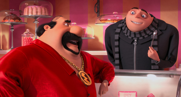 Despicable Me 2 - El Macho