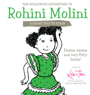 The Worldwide Adventures of Rohini Molini