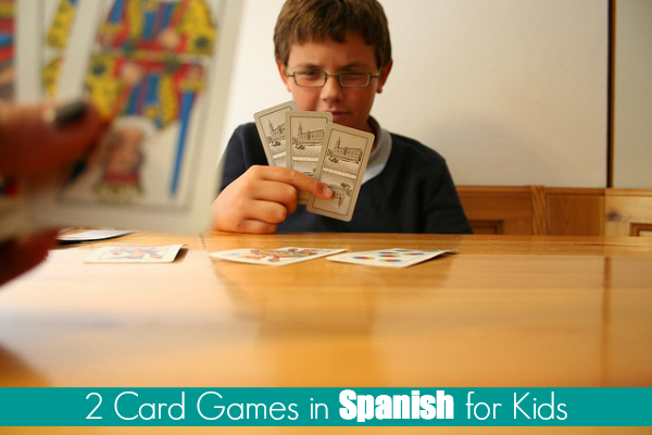 card game kids 1