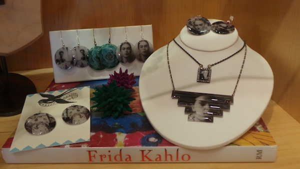 Frida Kahlo jewelry