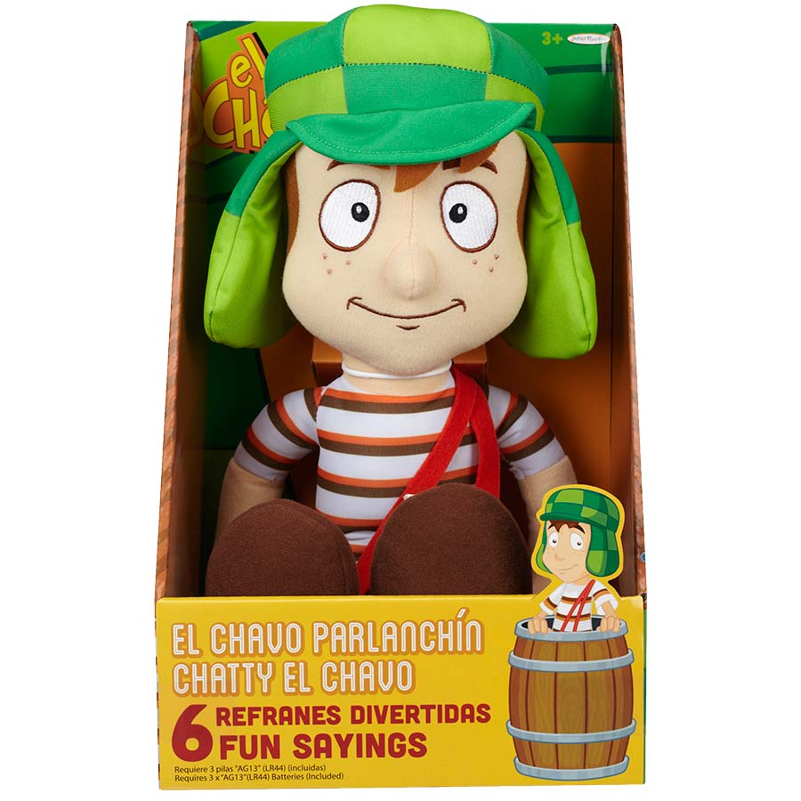 18 Inch Talking Chavo IP