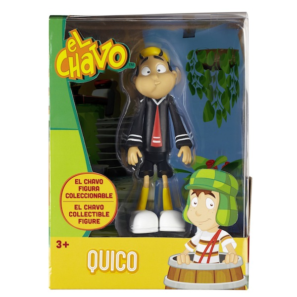 6 Inch Quico Figure IP