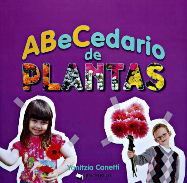 31 Days of Reading in Spanish: ABeCedario de Plantas - SpanglishBaby.com