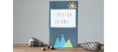 Awesome Summer Activity: Journaling by incultureparent.com