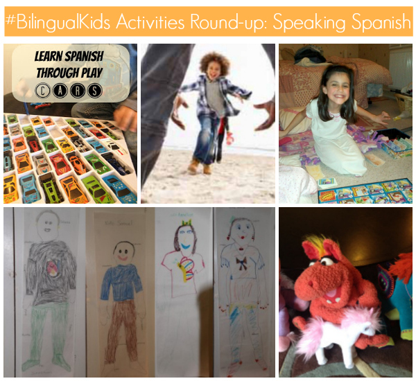 #BilingualKids Activities Round-up: Speaking Spanish - SpanglishBaby.com