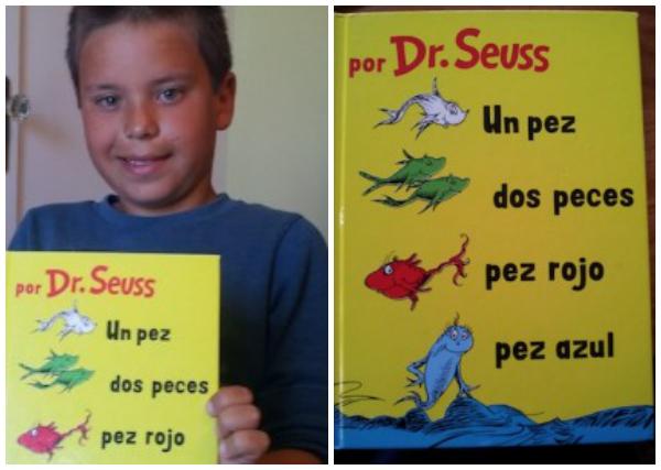 Dr. Seuss - Un Pez Dos Peces