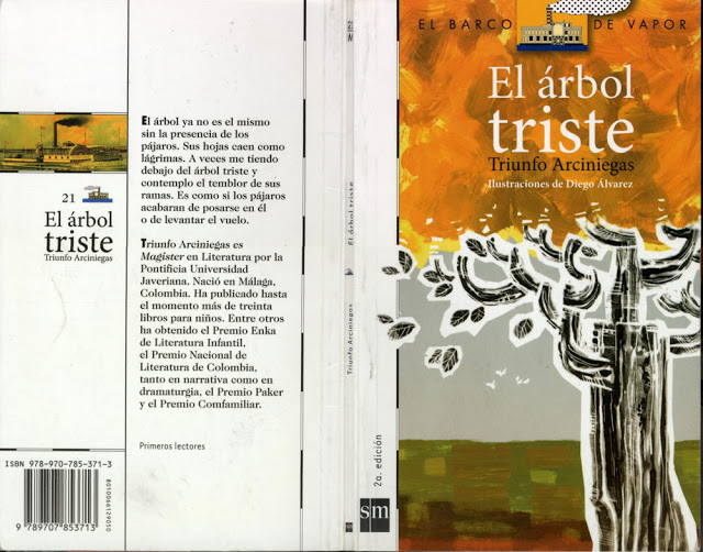 El árbol triste - Books in Spanish for Kids - SpanglishBaby.com