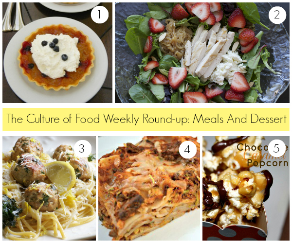 The Culture of Food Weekly Round-up: Meals And Dessert - SpanglishBaby.com