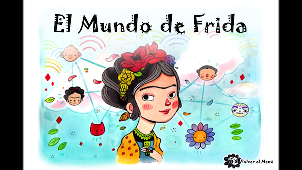 El Mundo de Frida | Frida's World app