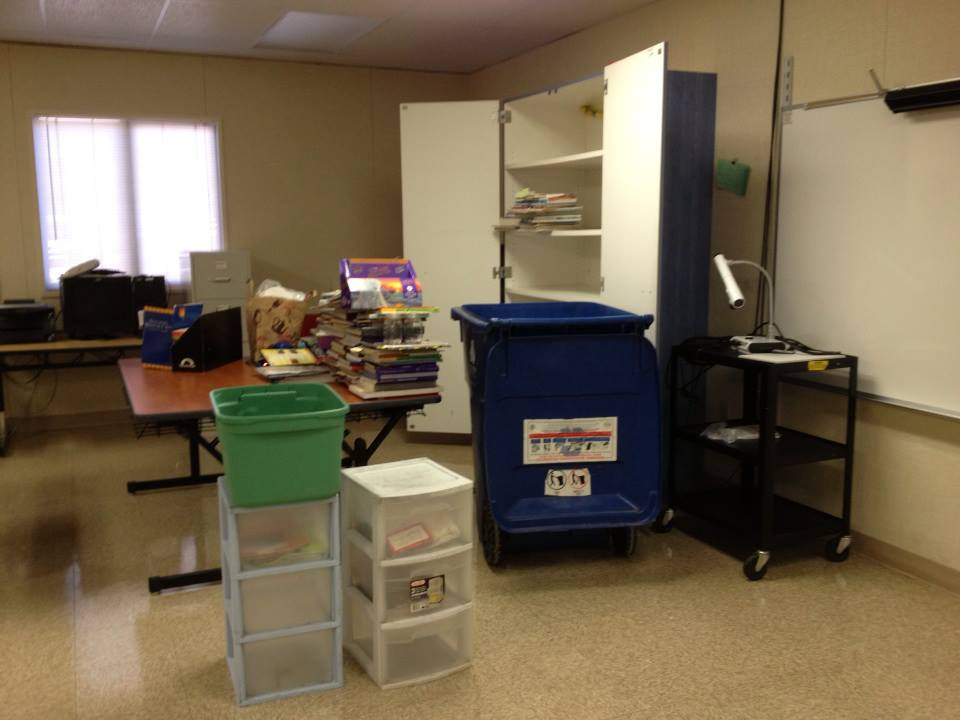 La Maestra's Corner: Back to School Classroom Reveal