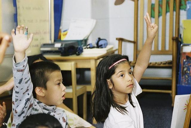 A Peek Into A Dual Language Classroom