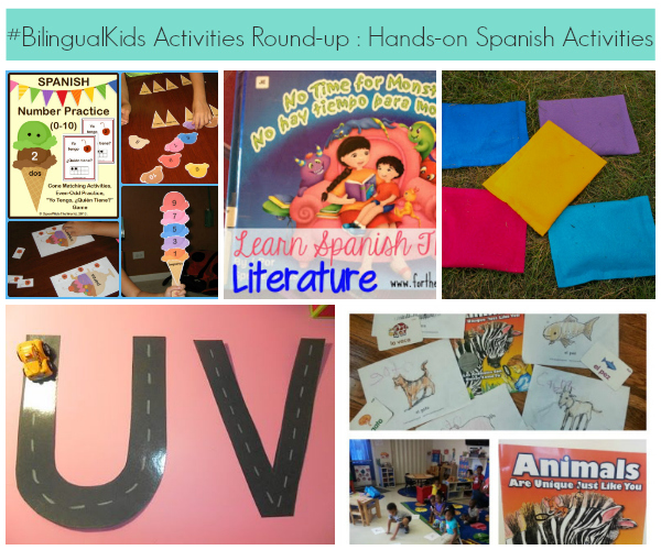 Hand On Activities Spanish Activities