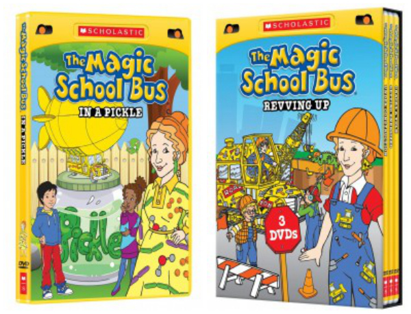 The Magic School Bus Dvd's - SpanglishBaby.com