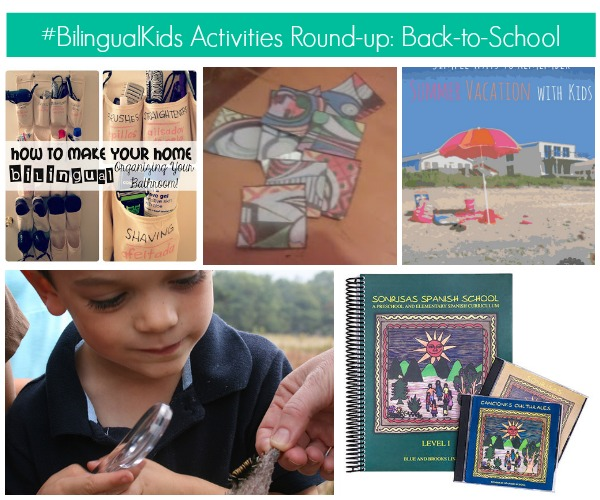 #BilingualKids Weekly Round-up: Back-to-School