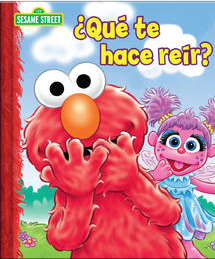 Sesame Stree books in Spanish